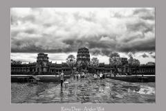 Angkor Wat - Rainy Days