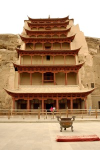 Mogao Grottes, Dunhuang