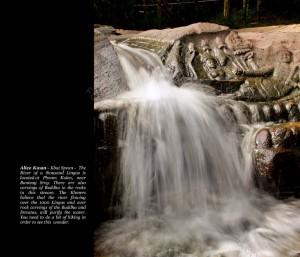 Kbai Spean - the river of a thousand Lingas
