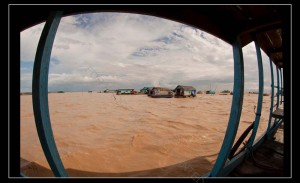 Tonle Sap Lake - a different perspective