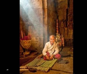 Guardian Nun of Preah Khan
