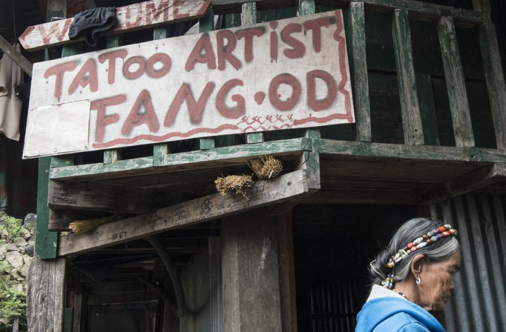 Fang - Od Tatoo Artist