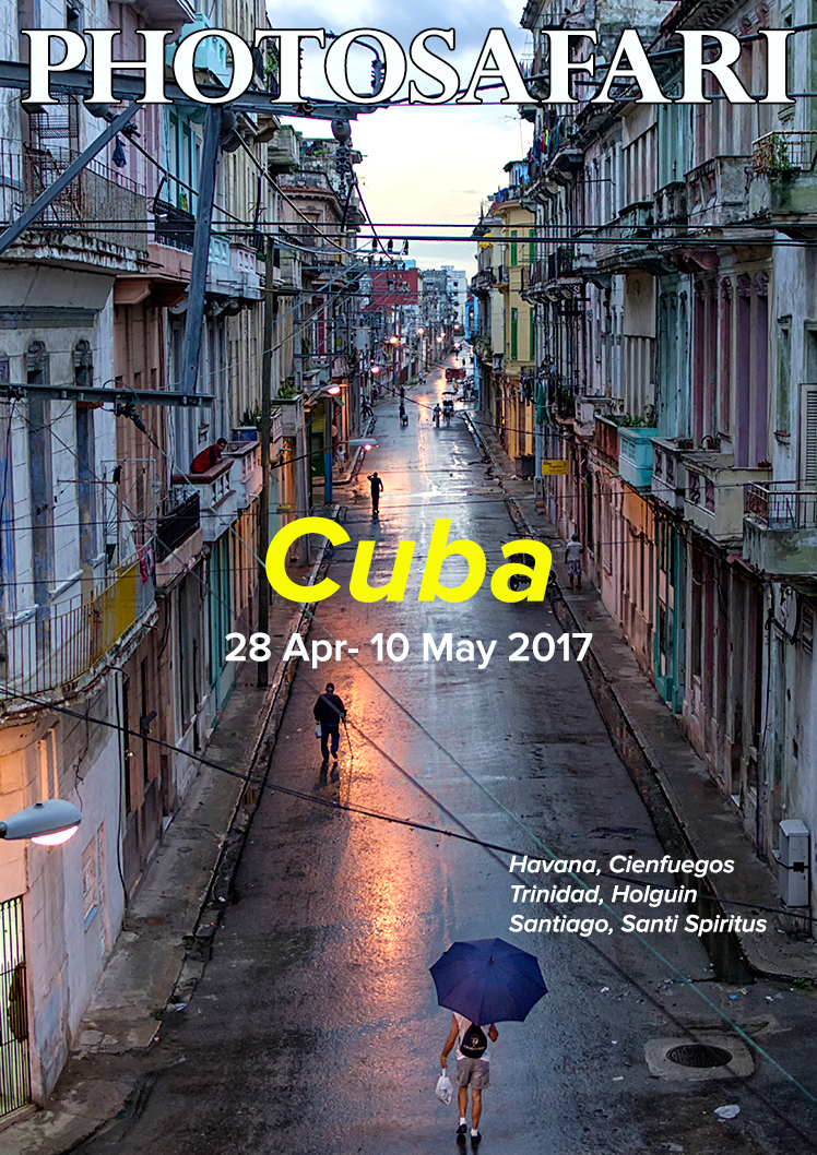 Cuba is one of the best and most colorful places to visit. It is just opening up. Visit it before this place gets too commercialised.